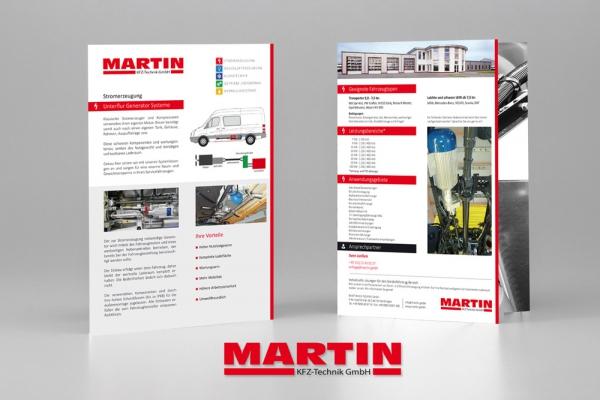 MARTIN KFZ Technik – Print