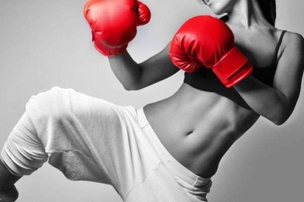 Fighting Woman