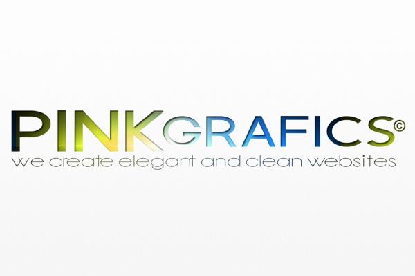 PINK GRAFICS Logo