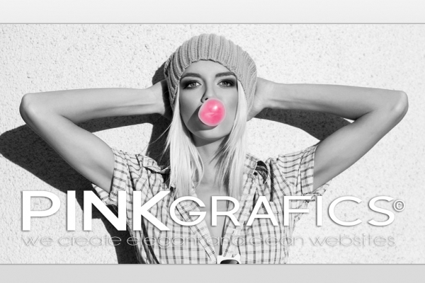 PINK GRAFICS – Image Header