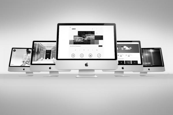 HTML 5 Layout Beispiele